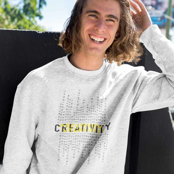 Zoom Sweatshirt Creativity