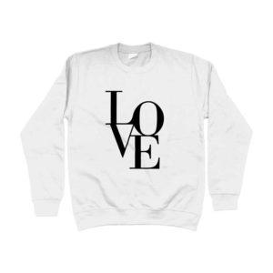 Felpa-stampa-love-abbigliamento-trieste-unisex-colore-bianco-vendita-online-bari-wippio