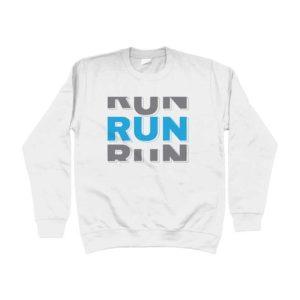 Felpa-casual-_RUN_-BIANCO-puro-cotone-taglie-xs-s-m-l-xl-uomo-vendita-vestiti-online-belluno
