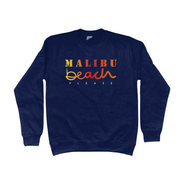 felpa-con-scritta-malibu-beach-please-blu-ragazza-ragazzo-shopping-online-spedizione-sicura-ottimi-prezzi