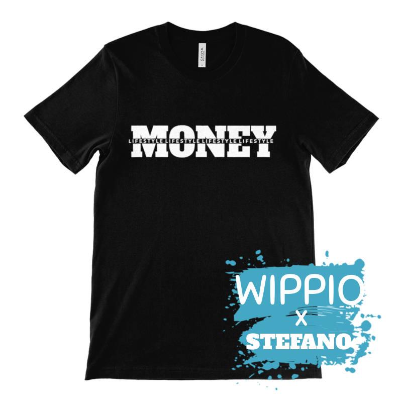 maglietta-money-lifestyle-tshirt-nera-collezione-influencer-instagram-moda-shop-online