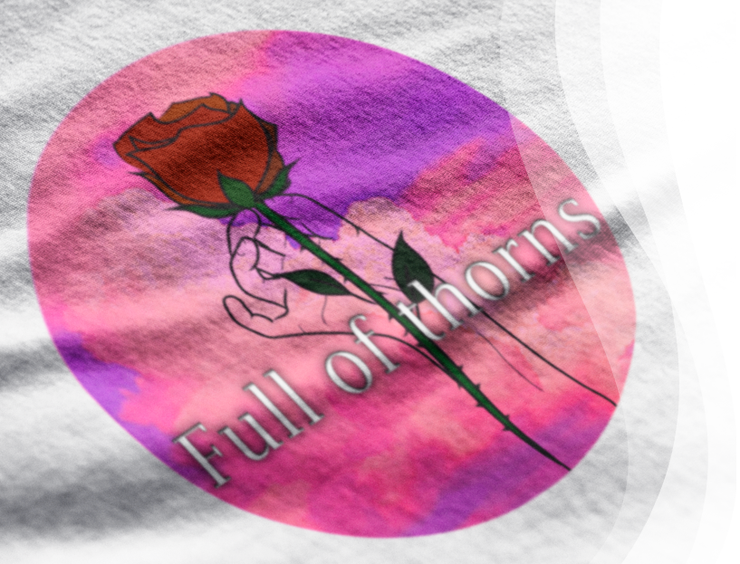 maglietta-full-of-thorns-tshirt-bianca-collezione-influencer-instagram-moda-shop-online