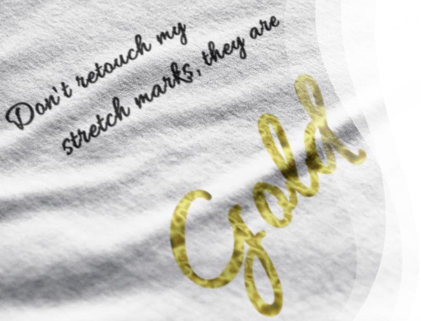 maglietta-gold-tshirt-bianca-collezione-influencer-donna-instagram-moda-shop-online