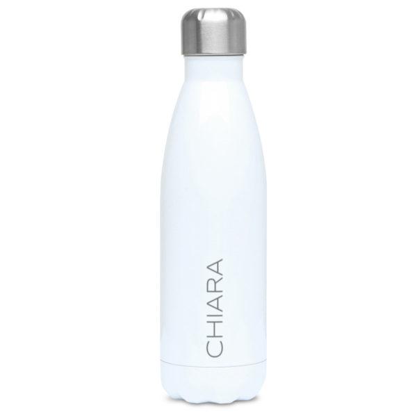 bottiglia-termica-chiara-acciaio-inossidabile-borraccia-termica-personalizzata-design-made-in-italy